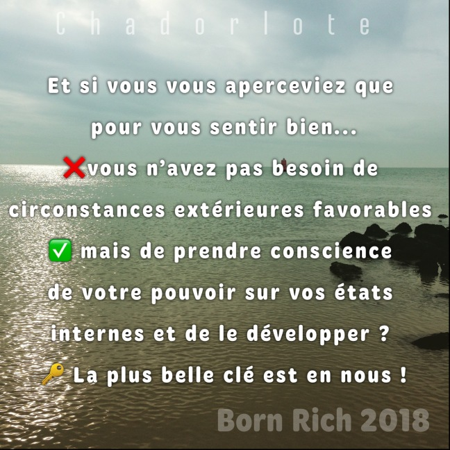 DP quote born rich 2018